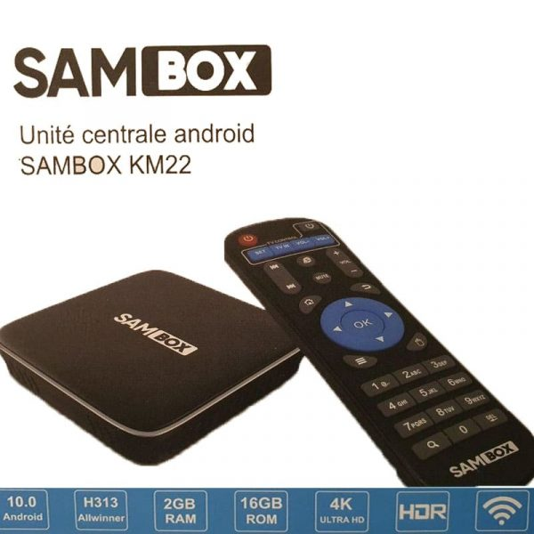 Android Box sambox km22 2G-16G